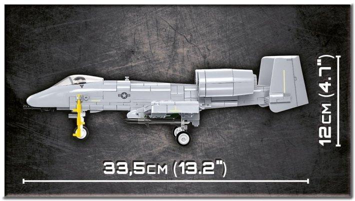 Cobi A-10 Length
