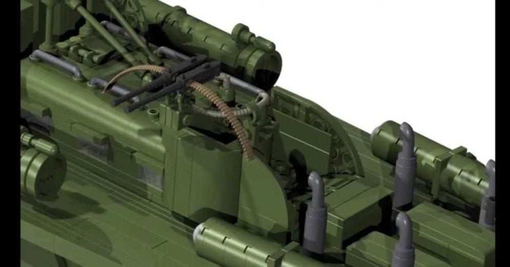 Cobi PT-109 4700 pieces