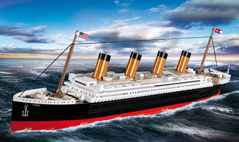 COBI RMS Titanic Executive Edition (1928) Scene