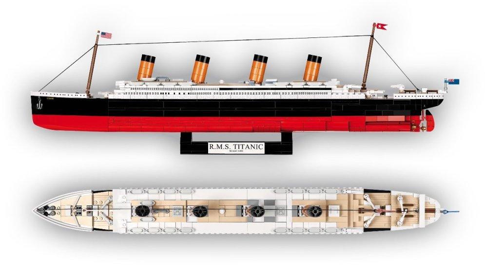 COBI RMS Titanic Executive