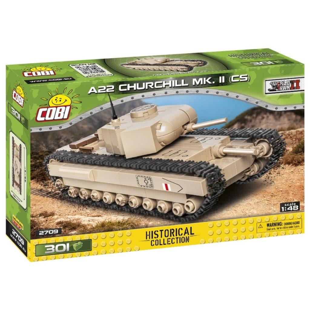 COBI A22 Churchill MK II (CS) 2709