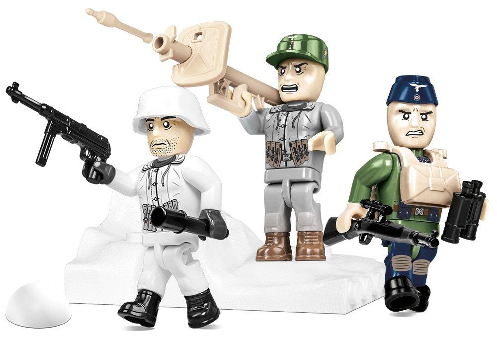COBI German Elite Troops (2039)