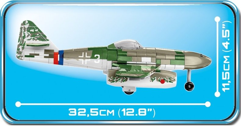 COBI 132 ME262 size