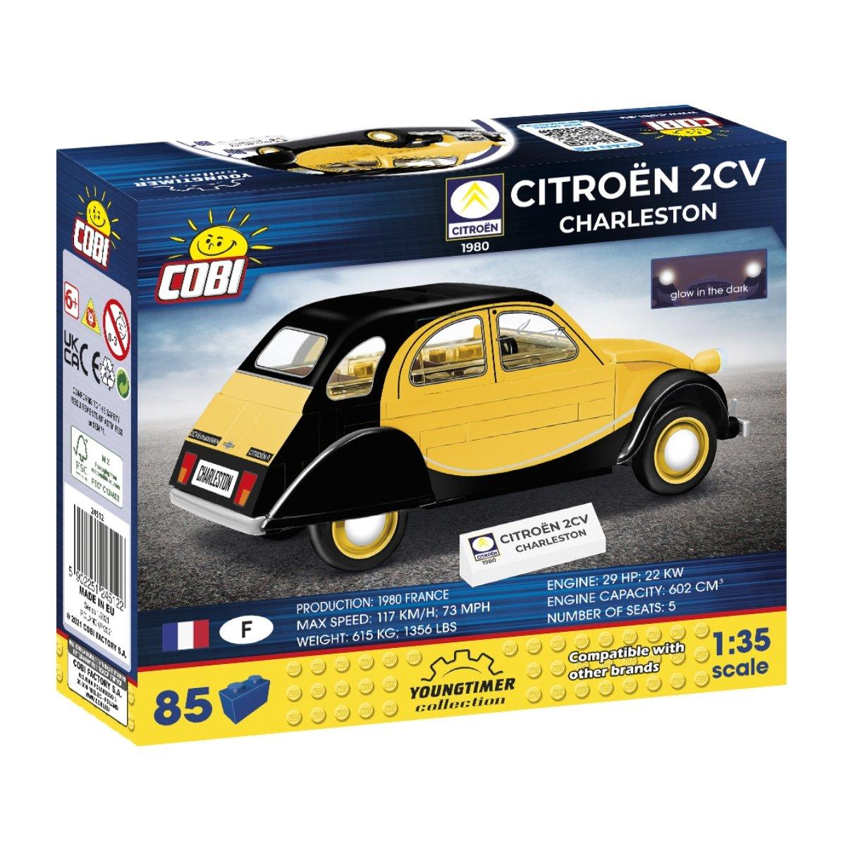 COBI Citroen 2VC Charleston Set Amazon
