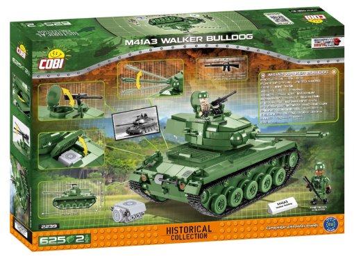 COBI M41A3 Buldog Set