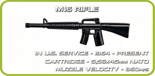 COBI M41A3 Weapons