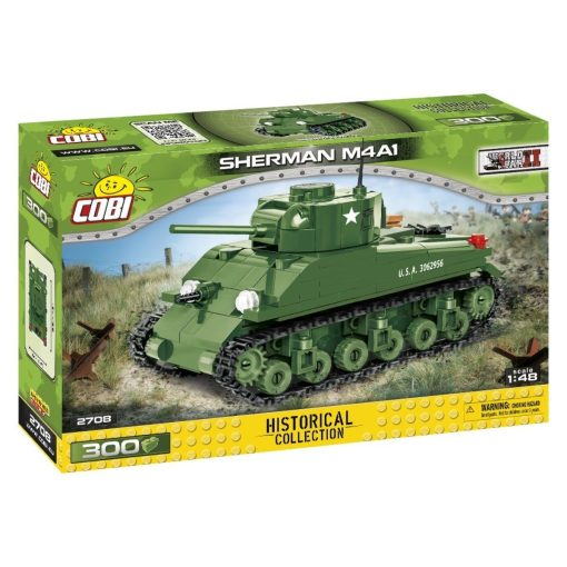 COBI Sherman M4A1 1_48 Set (2708)
