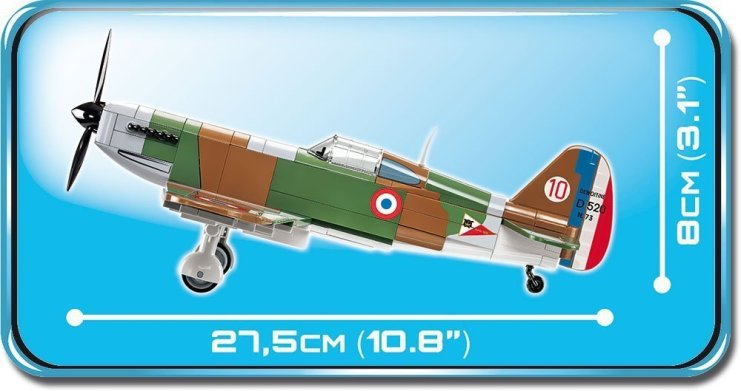 Lego Dewoitine D520 Set (5720)