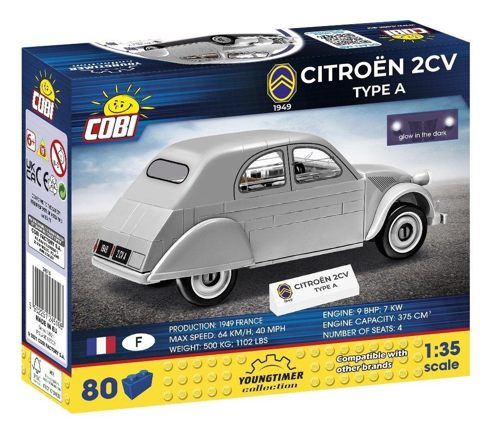 COBI Citroen 2VC Type A Set Best Price