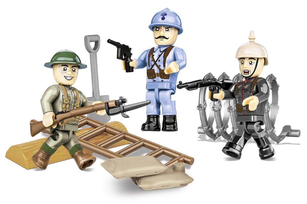 COBI Great War Figure Set(2051) Amazon