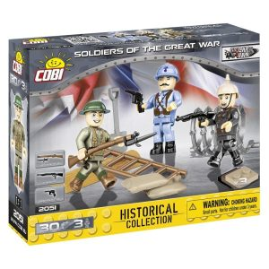 COBI Great War Figure Set(2051)