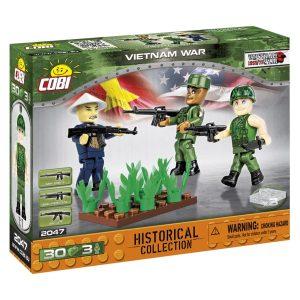 Cobi Vietnam War Figure set (2047)