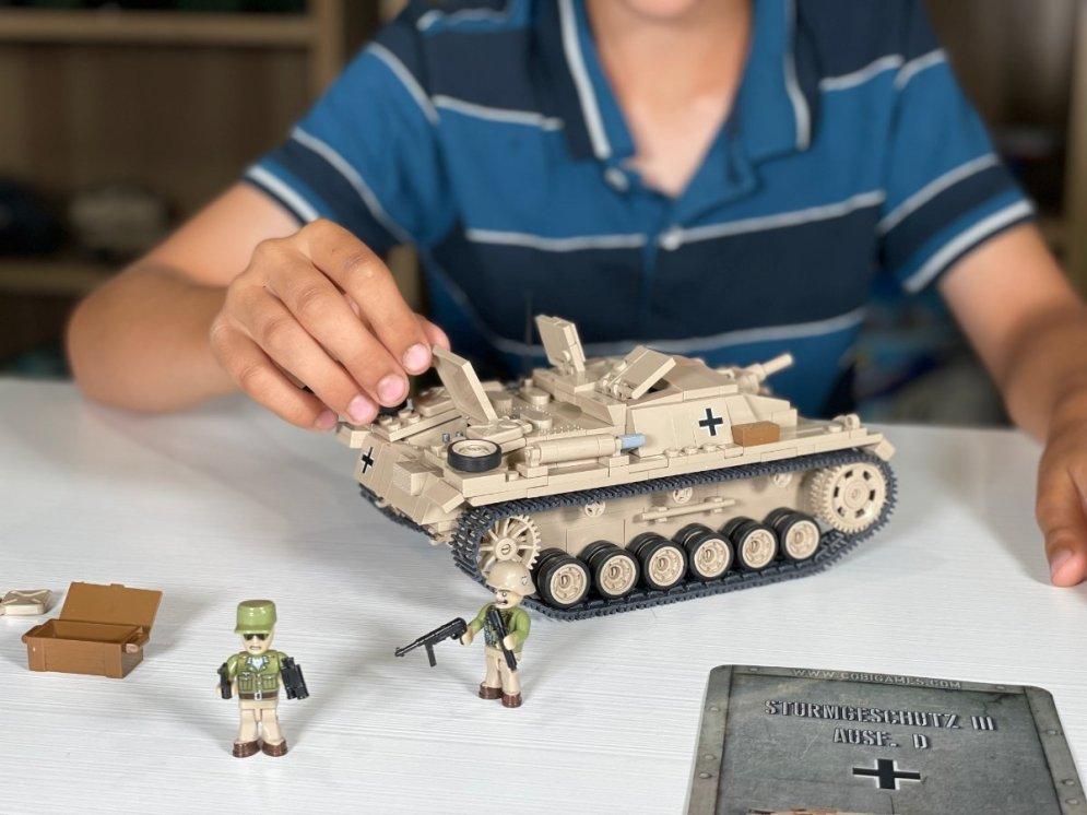 COBI Stug III Set
