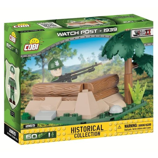 COBI WWII Watch Post Set (2169)