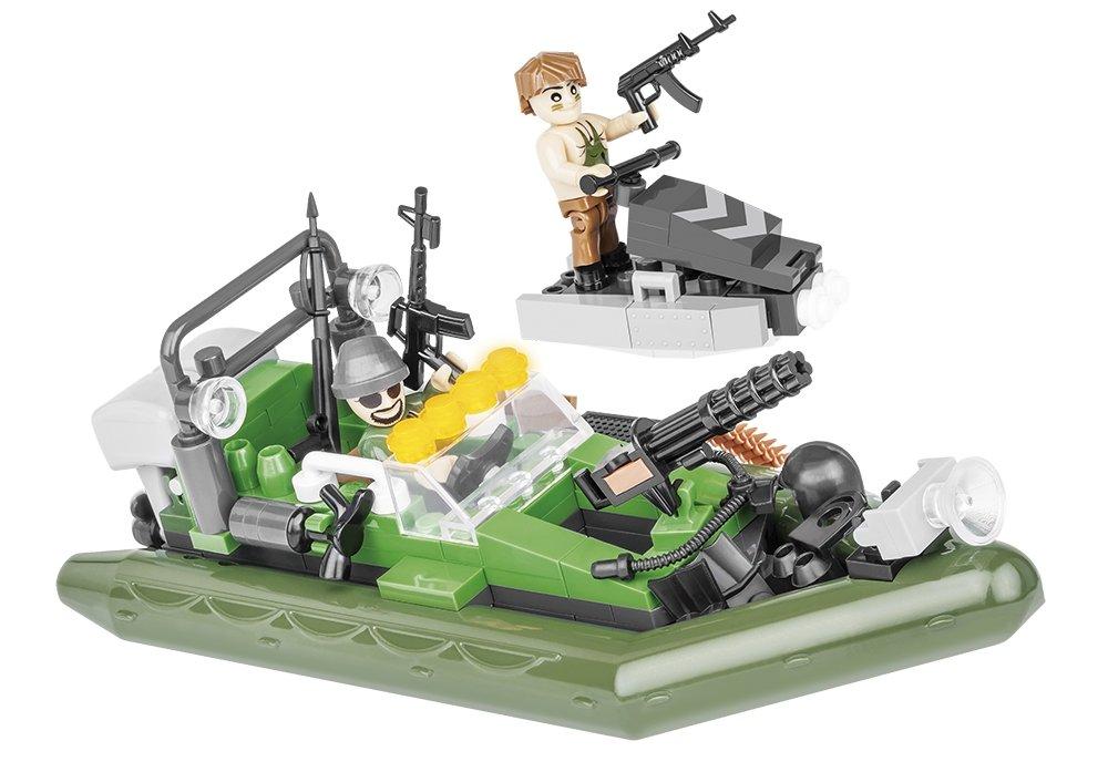 COBI Water Patrol Set (2163) Build Cobi