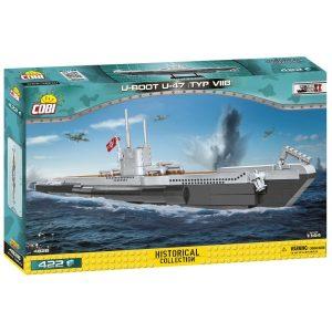 Cobi U-boot U-47 TYP V11B set (4828)