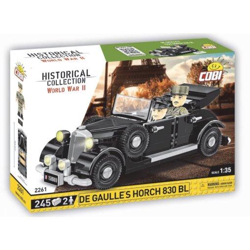 COBI DE GAULLES Horch 830 BL Set (2261)