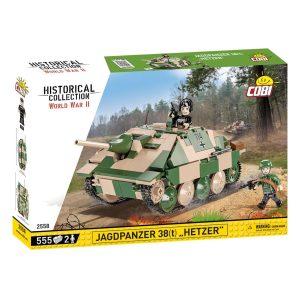 COBI Jagdpanzer 38T Hetzer Set (2558)