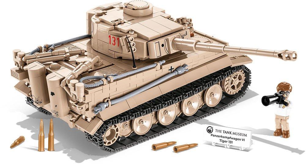 Cobi Tiger 131 (2556)
