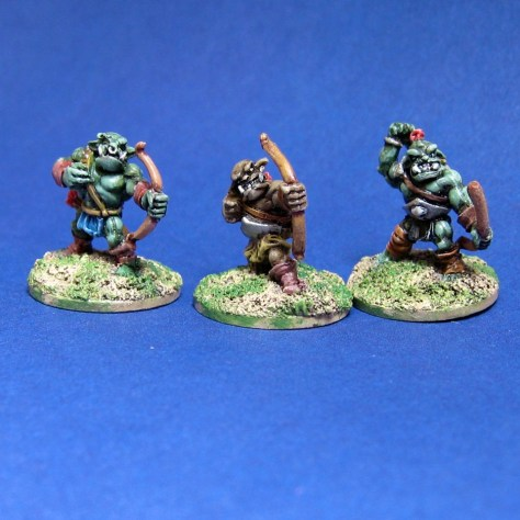 Demonworld 15mm Orcs