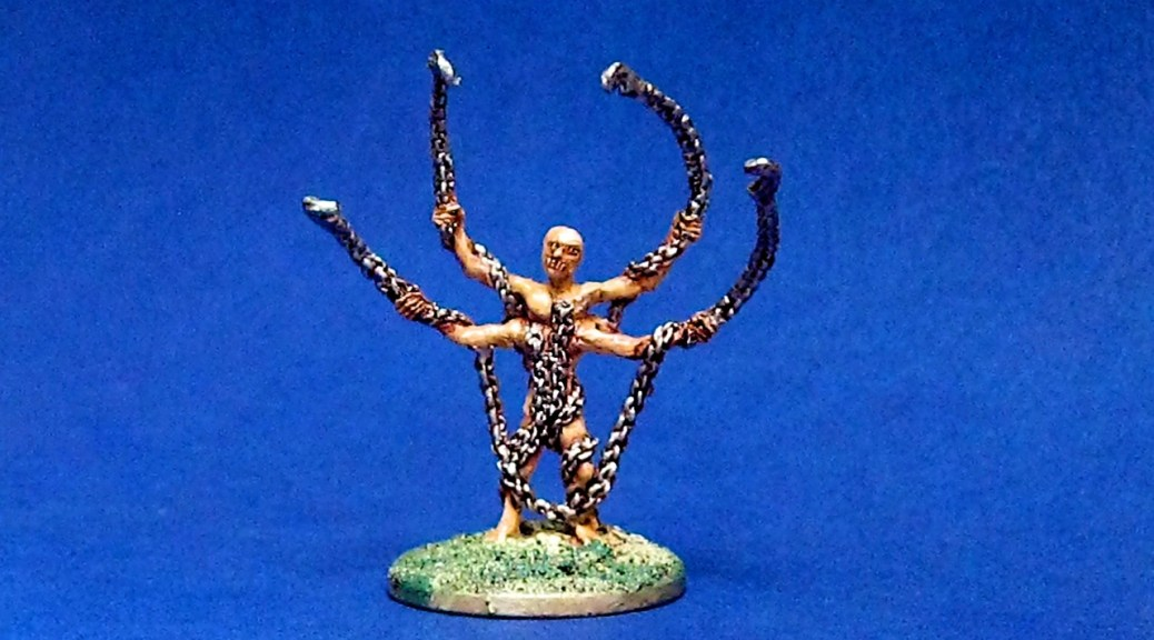 Armies of Arcana Demon 15mm