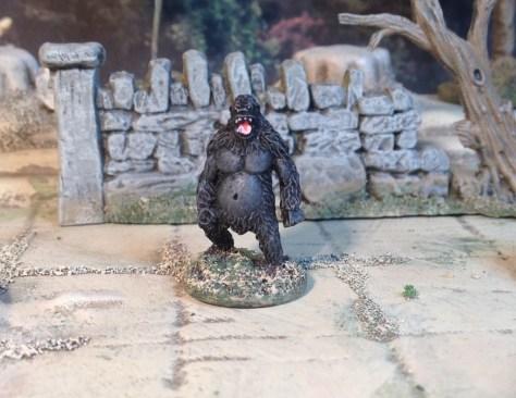 Highlander Studio's Great Ape - Tarzan's buddie