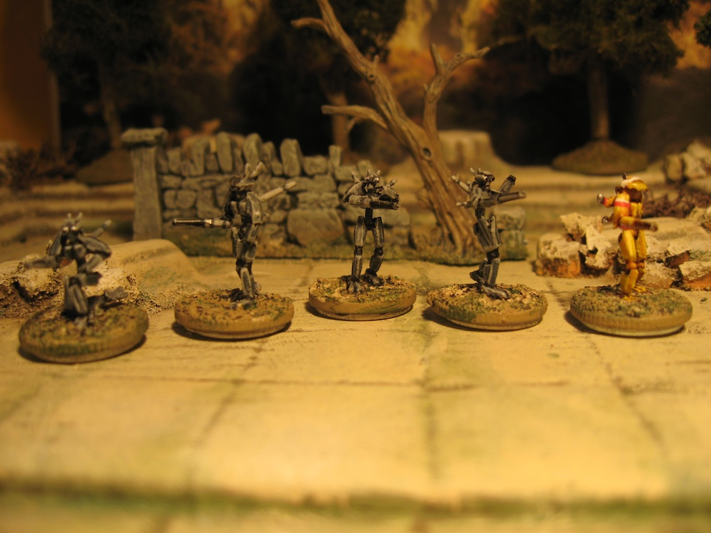 First Impressions: 15mm 3D Printed Miniatures