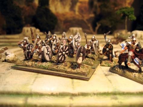 15mm Arthurian Dark Ages Splintered Light Miniatures