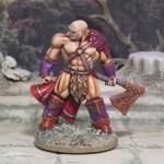 Reaper Bones Coppelstone 15mm Barbarians Conan
