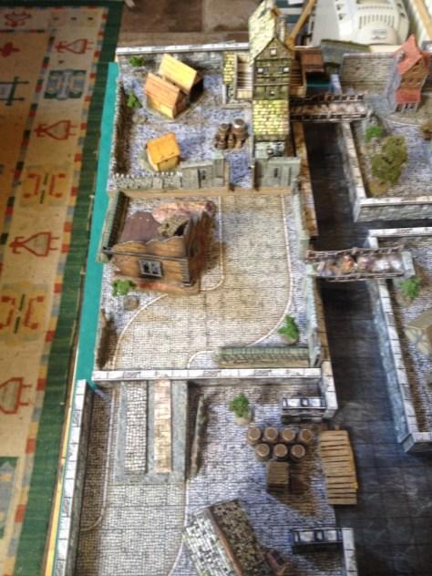 Wargame terrain