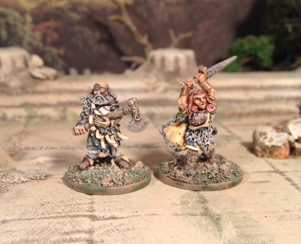 Frostgrave anyone? In 15mm of course!