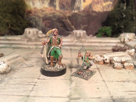 Talisman Board Game in 15mm