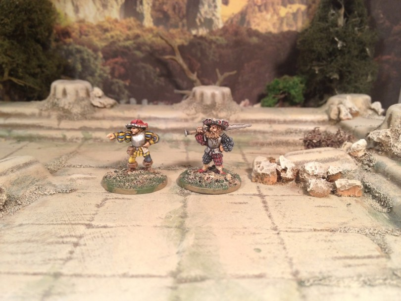 15mm Demonworld Ral Partha Empire City Guard for Frostgrave