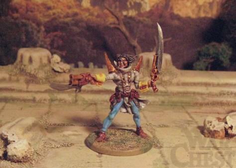 Racham Confrontation 28mm Fantasy Steampunk Frostgrave Warband Templars of Hod