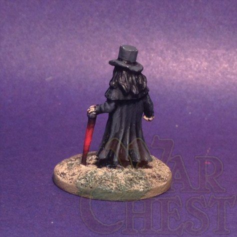18mm Blue Moon horror vampire