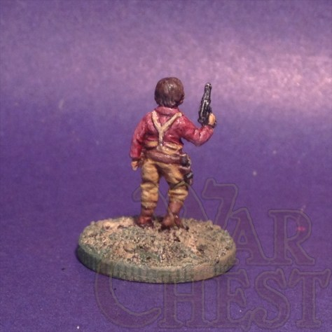 15mm Firefly Crew from Ground Zero Games