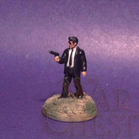 15mm Men in Black MiB from Rebel Minis