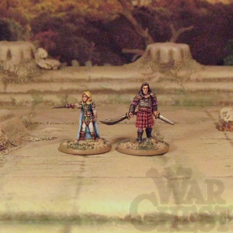 15mm fantasy Splintered Light Miniatures China Collection