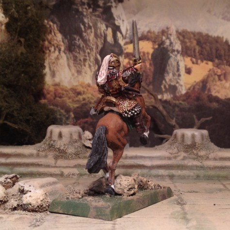 Games Workshop Lord of the Rings LotR Rohan Eomer