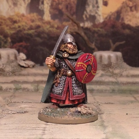 Wargames Foundry 28mm Viking