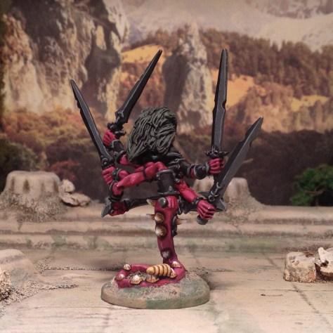 Games Workshop Kali Deamon Demon miniature