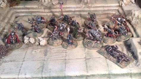 15mm 20mm Splintered Light Miniatures Woodland Warriors Rats