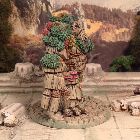 Treant Ent Magical Living Tree Earth Elemental 28mm Stonehaven Mminiatures Fantasy