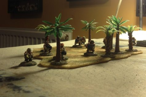 Terrain mat flag material felt fields 15mm Prang vs Rogue Star Motley Crew of Spacefarers and Troublemakers