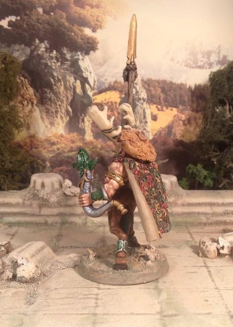 Citadel Games Workshop Orion The Wood Elf King