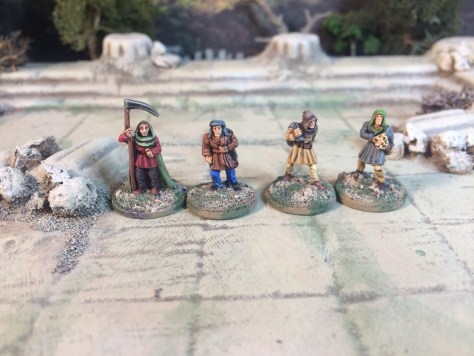 Battle Valor 15mm Fantasy