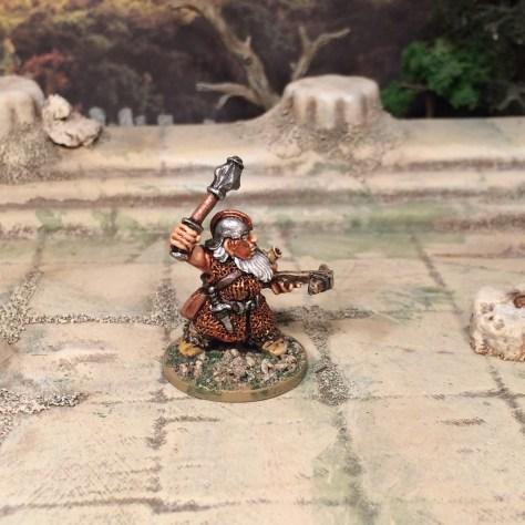 Old Hammer Games Workshop Citadel Dwarf