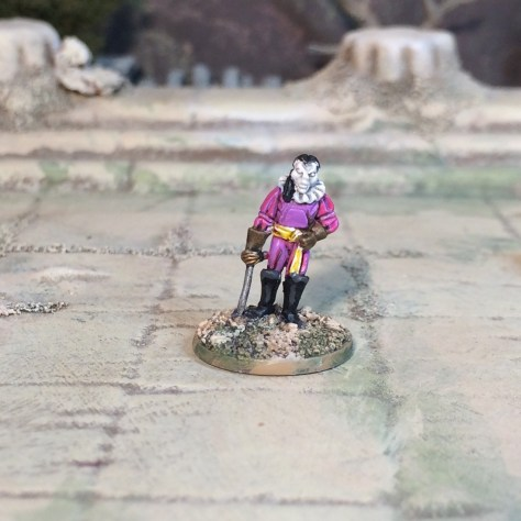Splintered Light Miniatures 15mm Vampire