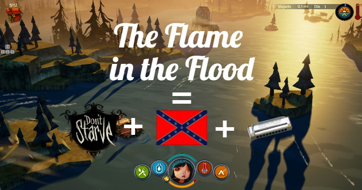 The Flame in the Flood review 3 seconds analisis 3 segundos