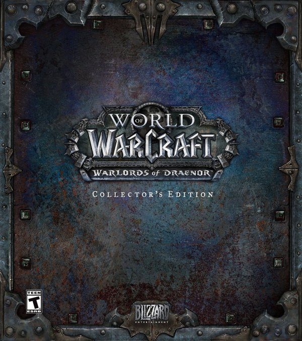 World of Warcraft: Warlords of Draenor Collector's Edition ...